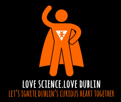 Partner Dublin Science Festival of Curiosity Ireland